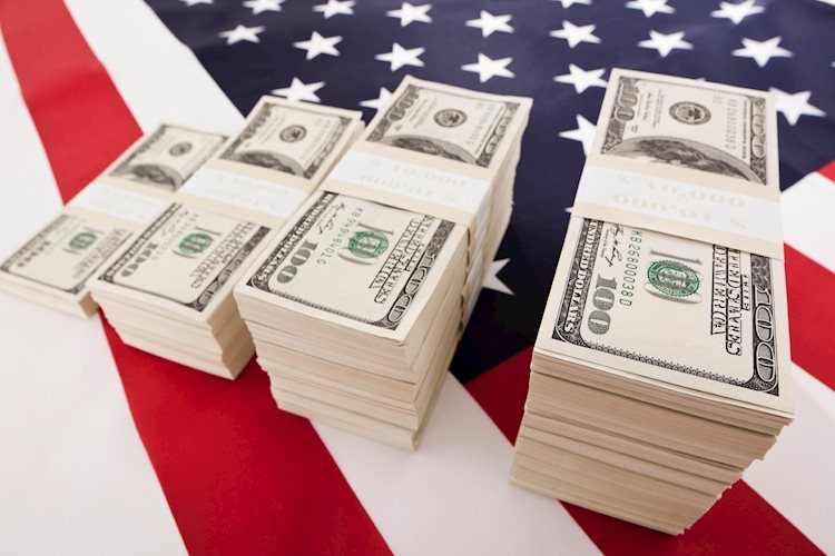 Tapering talks again modest greenback's positive aspects