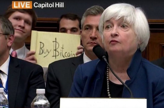 Blockchain Bites: Clearing the Document on Yellen's Crypto Issues and the Bitcoin Double-Spend Fracas