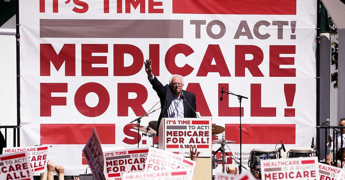 How Bernie Sanders made Medicare-for-all a winner within the 2020 election