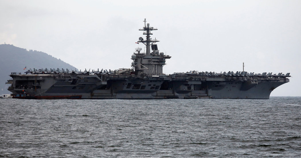 Put together for Conflict or Combat Coronavirus? U.S. Navy Battles Competing Instincts