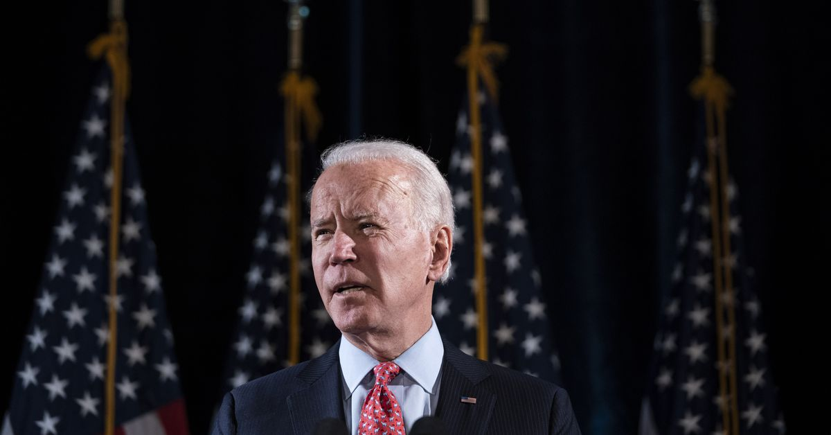 "Joe Biden says voters ""ain't black"" in the event that they help Trump"