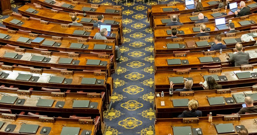Pennsylvania Democrats Say Republicans Hid a Lawmaker's Optimistic Virus Take a look at