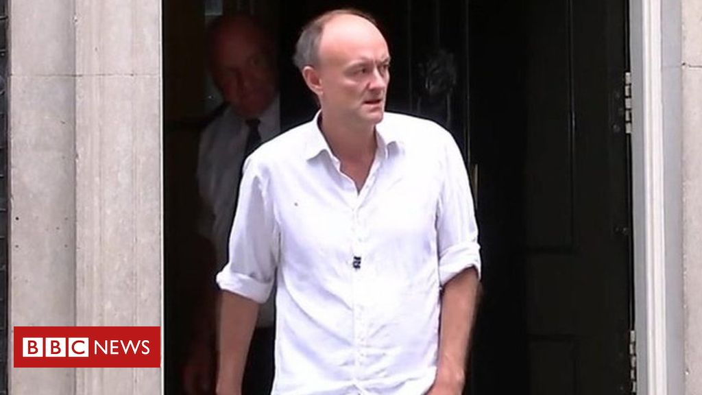 Coronavirus: Dominic Cummings visited mother and father' house whereas he had signs