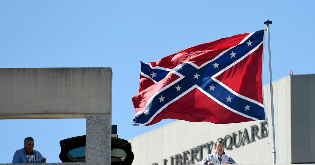 U.S. Marine Corps Bans Accomplice Battle Flag Shows