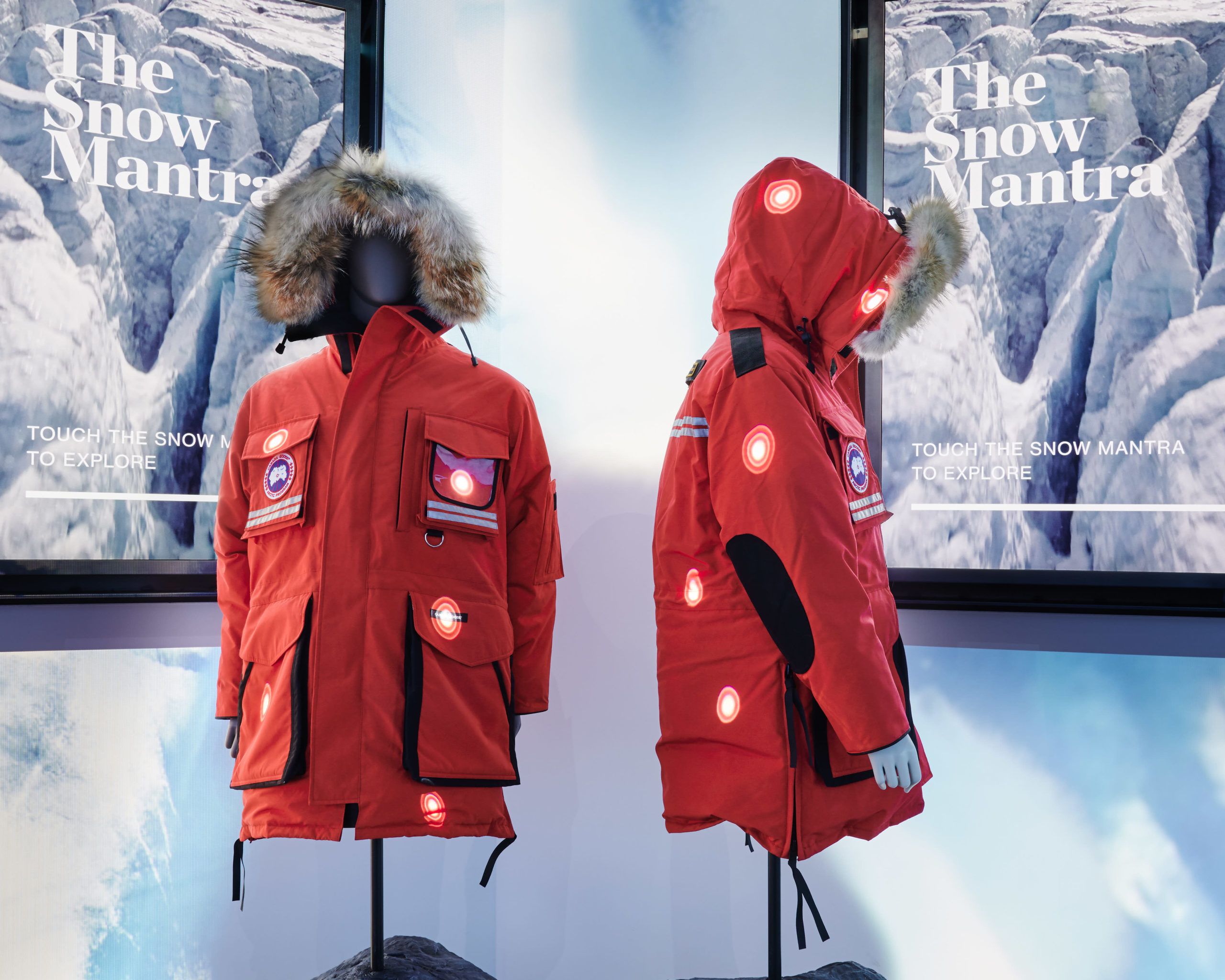 Canada Goose CEO says experiential retailer is 'a break from the madness'
