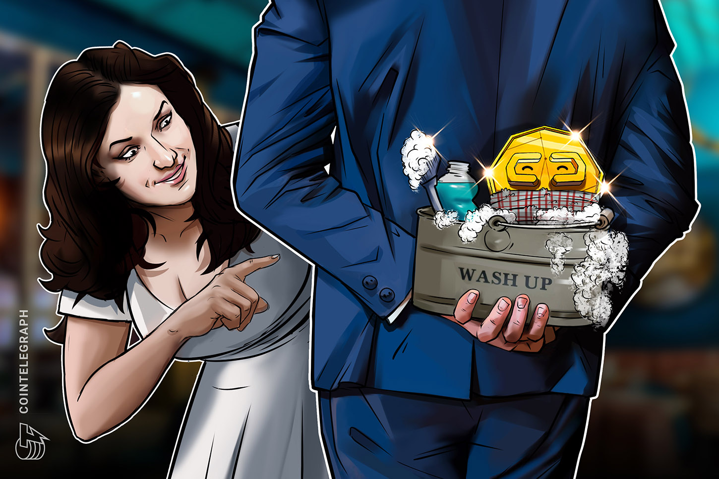 Cleansing Up Crypto Change Wash Buying and selling Will Take International Regulation