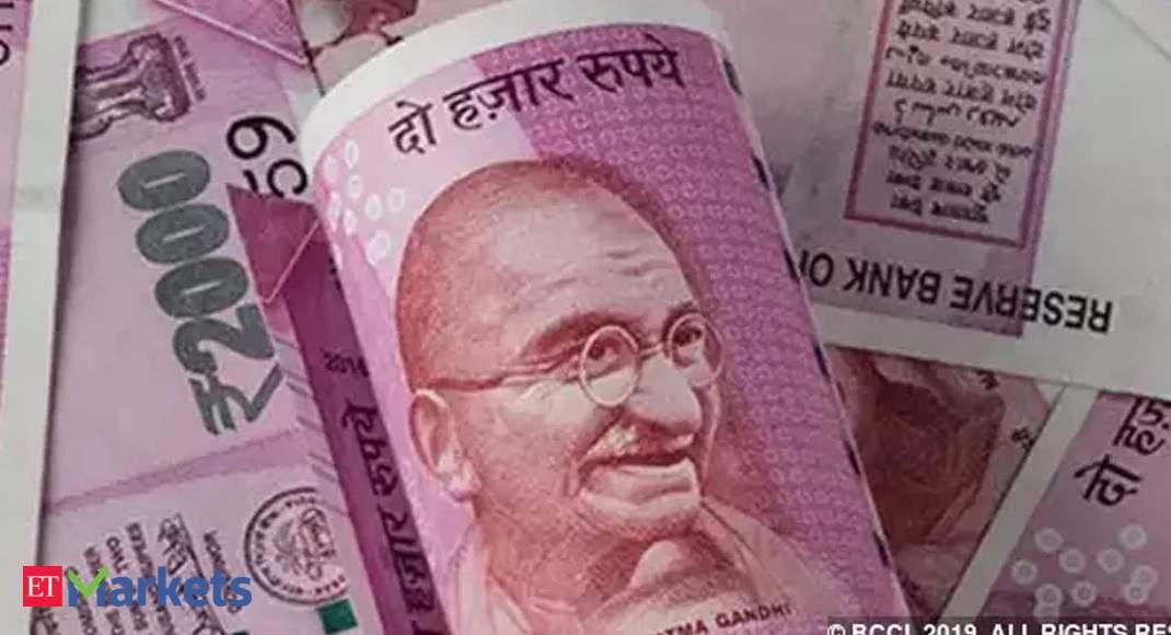Rupee settles 9 paise decrease at 75.60 towards US greenback