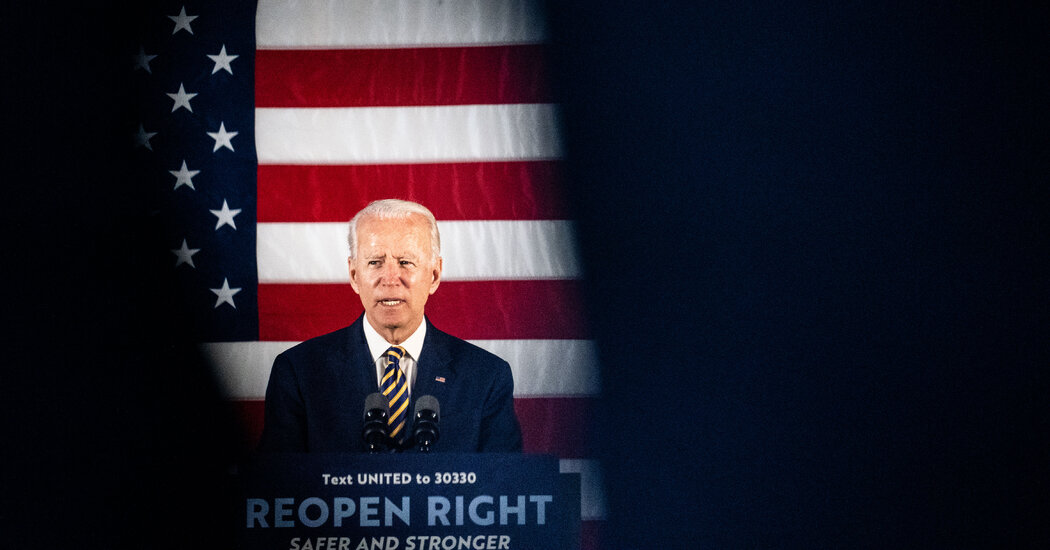 Biden Faces Stress From Left Over Affect Business Ties