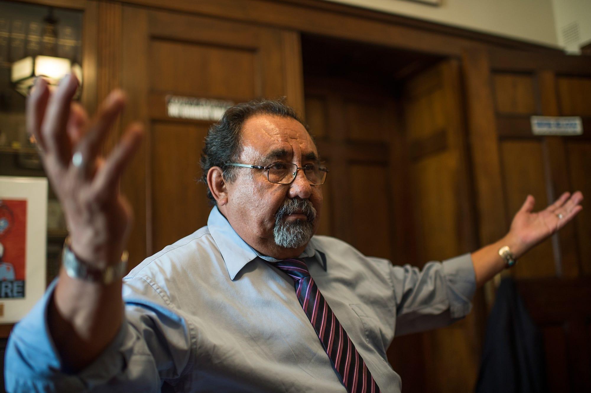 Arizona Congressman Raul Grijalva checks constructive for coronavirus