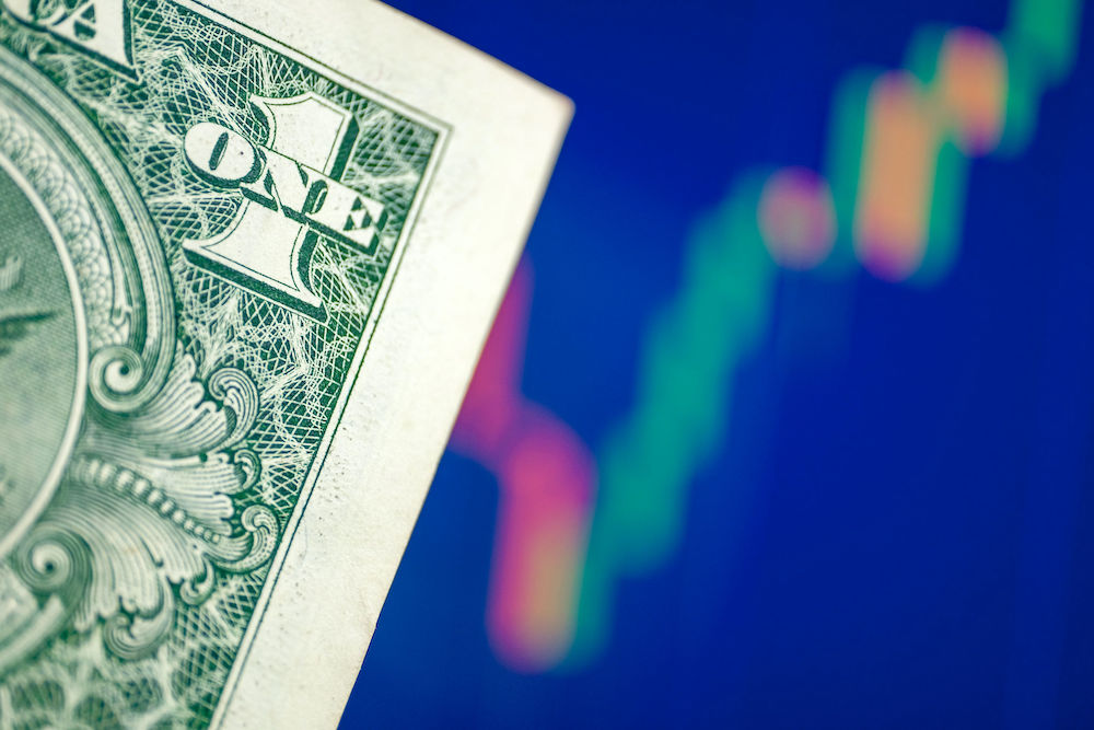 Doldrums for USDX because it hits 93.720 in foreign exchange markets