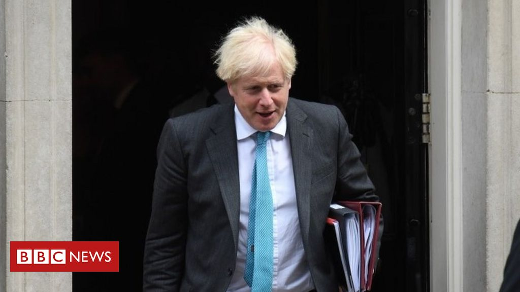 Boris Johnson seeks to move off Brexit rebel