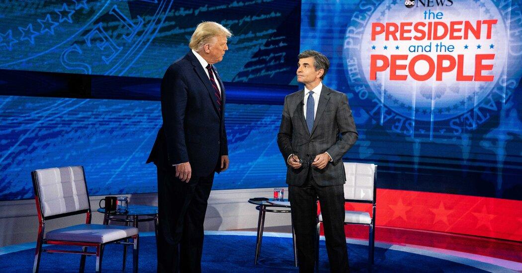 Trump City Corridor: President Says He 'Up-Performed' the Virus, Then Downplays It