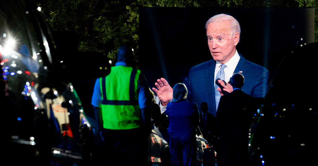 How Joe Biden Is Getting ready for the Largest Debate of His Life