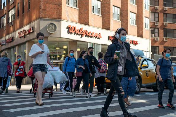 Dr. Ali Mokdad says masks sporting may save 130,000 lives from coronavirus