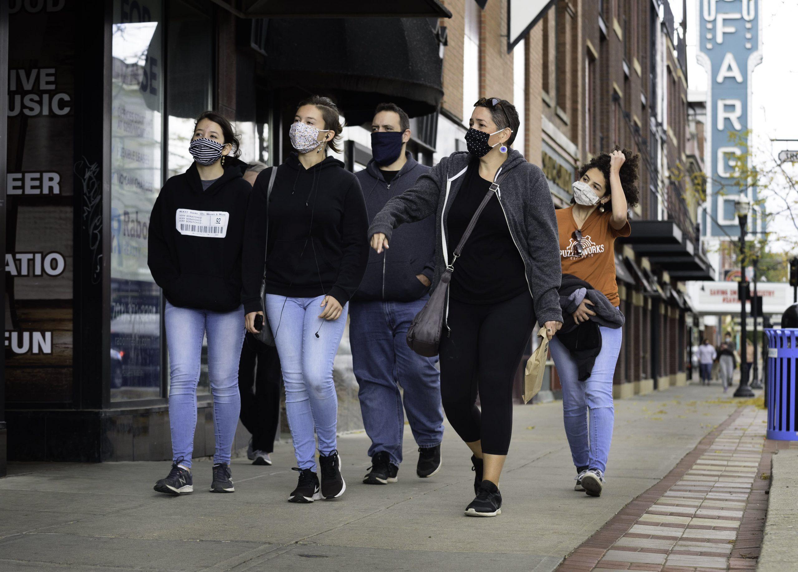 U.S. might face 'substantial third wave' of coronavirus circumstances, consultants warn