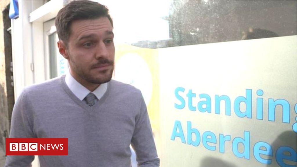 Ross Thomson: Former Tory MP cleared of groping Labour politician
