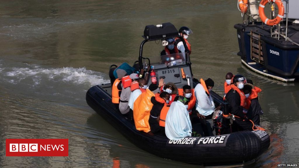 Migrant disaster: Dinghies to UK might be 'disabled utilizing nets'