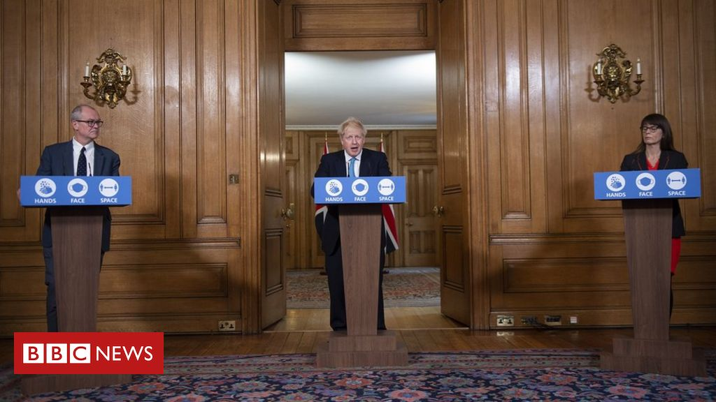 Covid: Boris Johnson seems confused over single mum or dad guidelines
