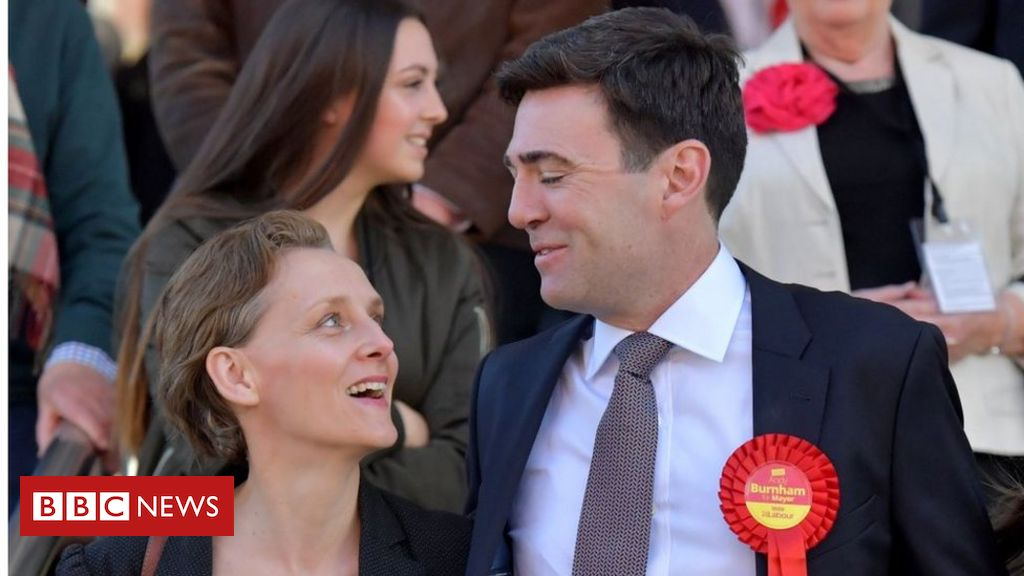 Andy Burnham: Who's the Larger Manchester mayor?