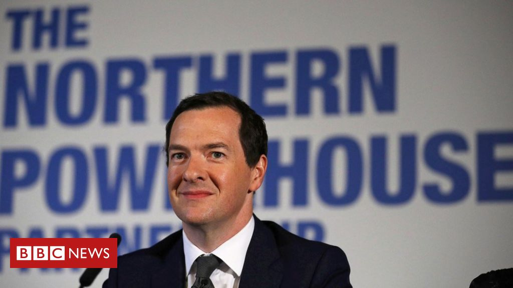 Andy Burnham's profile reveals success of recent mayors, says George Osborne