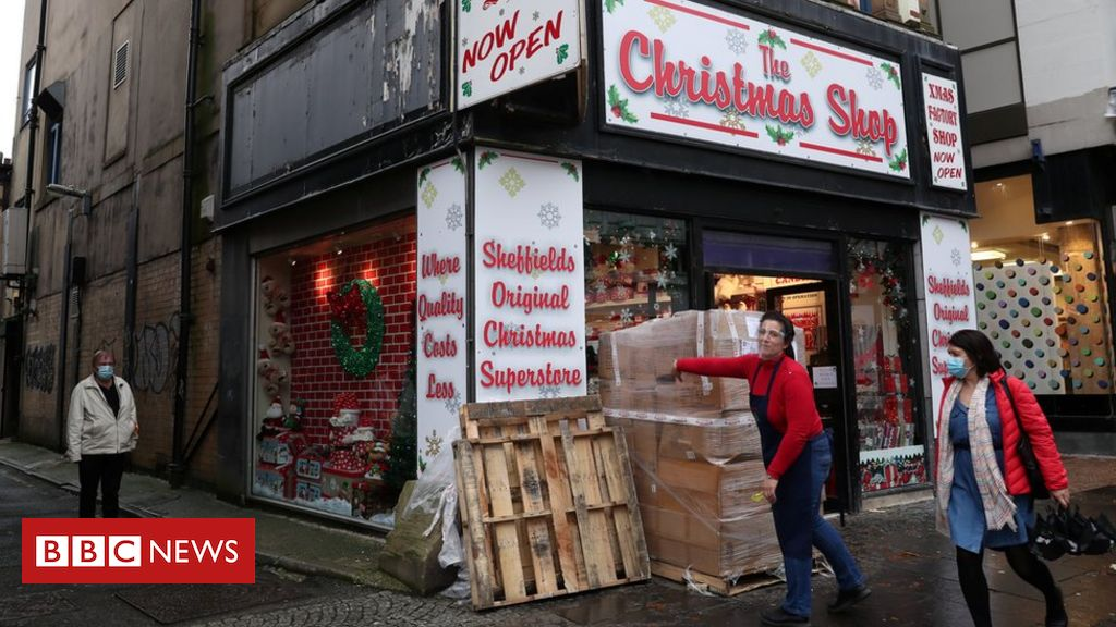 Covid-19: Boris Johnson hopes households can have Christmas collectively