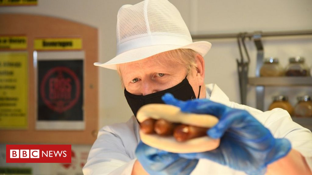 Faculty meals: Boris Johnson refuses to maneuver on free faculty meals row