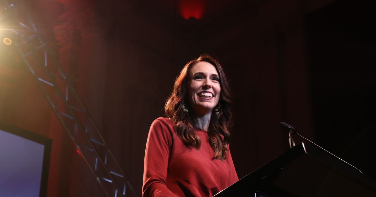 New Zealand's Jacinda Ardern, hailed for Covid-19 response, wins historic reelection