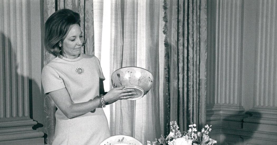 Bess Abell, Social Secretary in Johnson White Home, Dies at 87