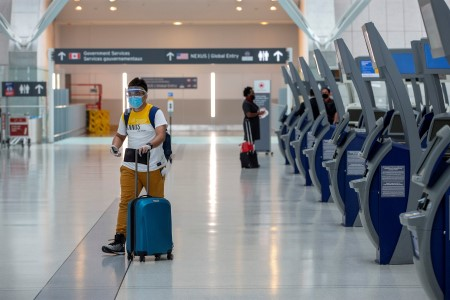 Canada launches pilot program testing vacationers to chop down on quarantine time