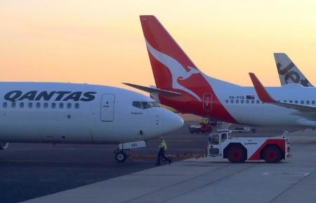 Australia's Qantas takes $71 mln revenue hit from state border closures