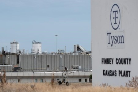 Tyson Meals employees to interchange some federal inspectors at U.S. beef plant
