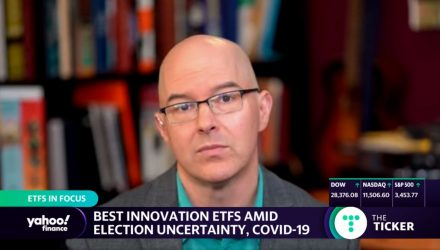 Yahoo Finance: Dave Nadig On Innovation As An Asset Class
