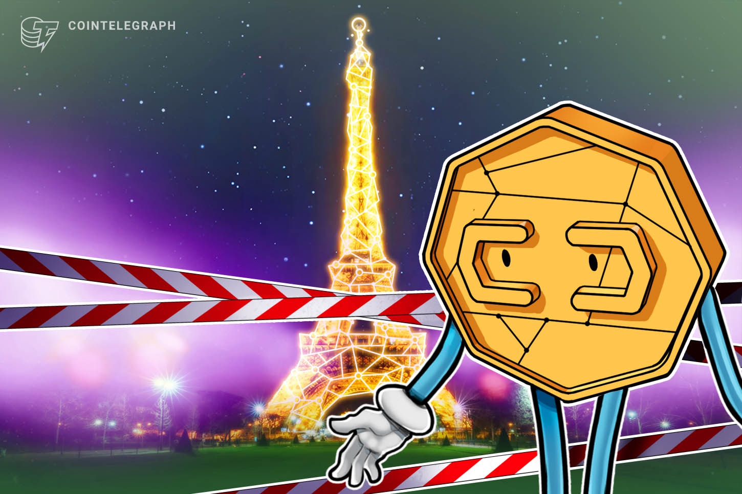 French Finance Minister throws shade at crypto, praises blockchain