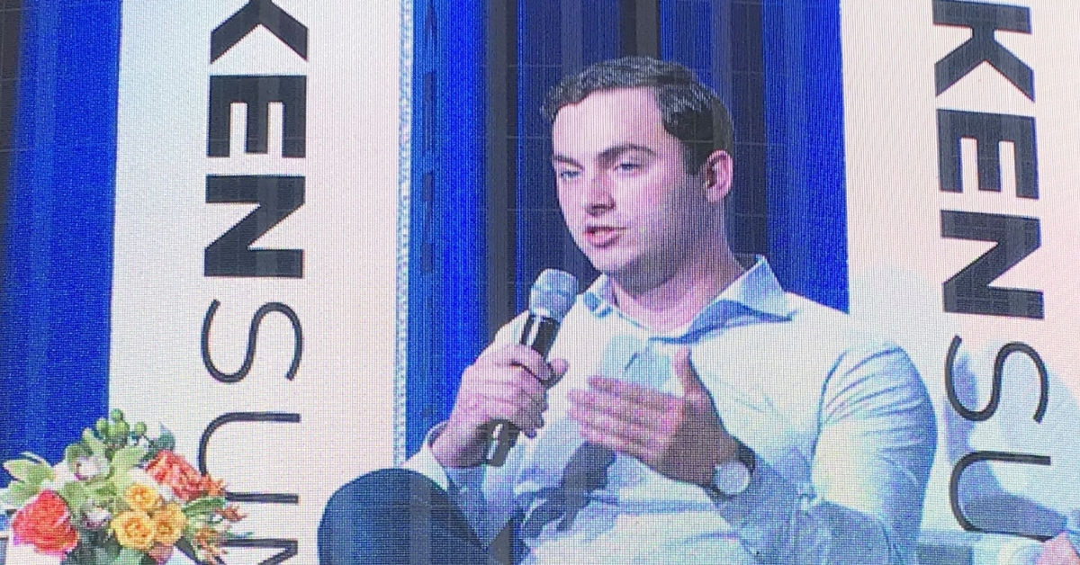 Startup Backed by Uber Co-Founder Poaches CoinList President Andy Bromberg