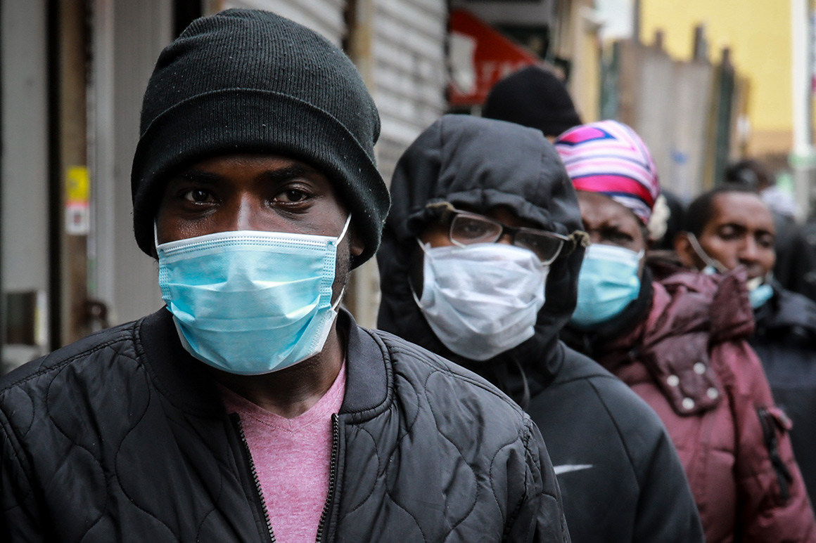 How the Pandemic Is Worsening America's Racial Gaps