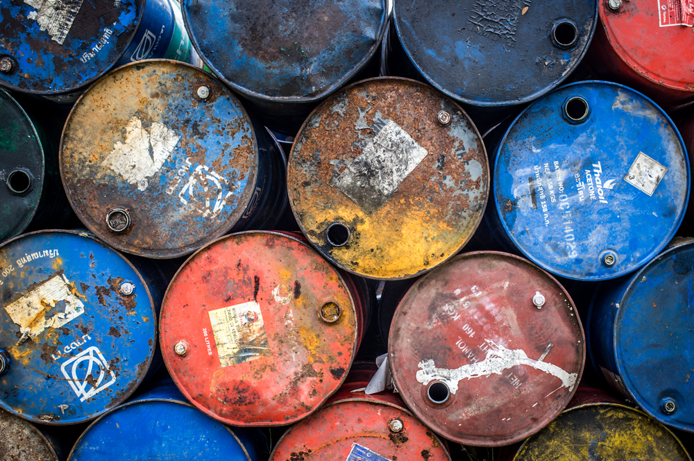 Crude Edges Decrease, Set for Second Month-to-month Decline