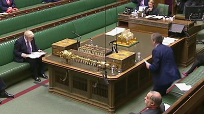 PMQs: Starmer and Johnson on Manchester Covid funds