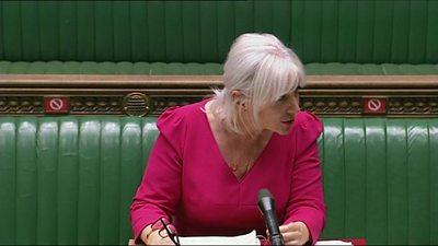 Tory Minister Nadine Dorries 'now not immune' to coronavirus