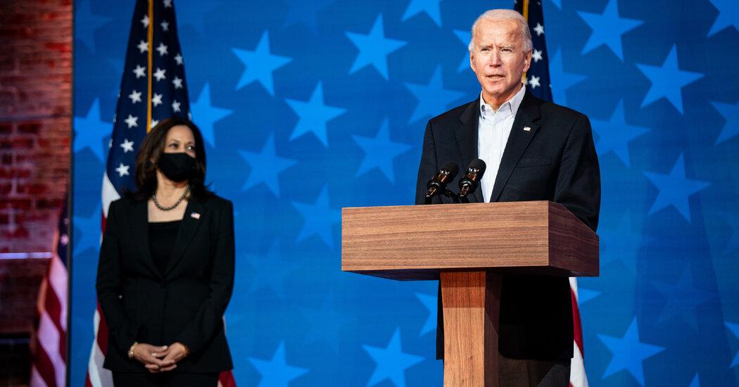Biden Makes Positive factors in Georgia, Pennsylvania as Nation Anxiously Awaits Winner