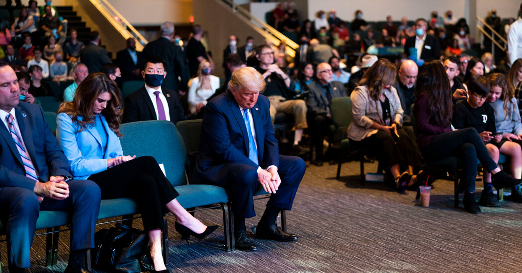 Christian Conservatives Reply to Trump's Loss and Look Forward
