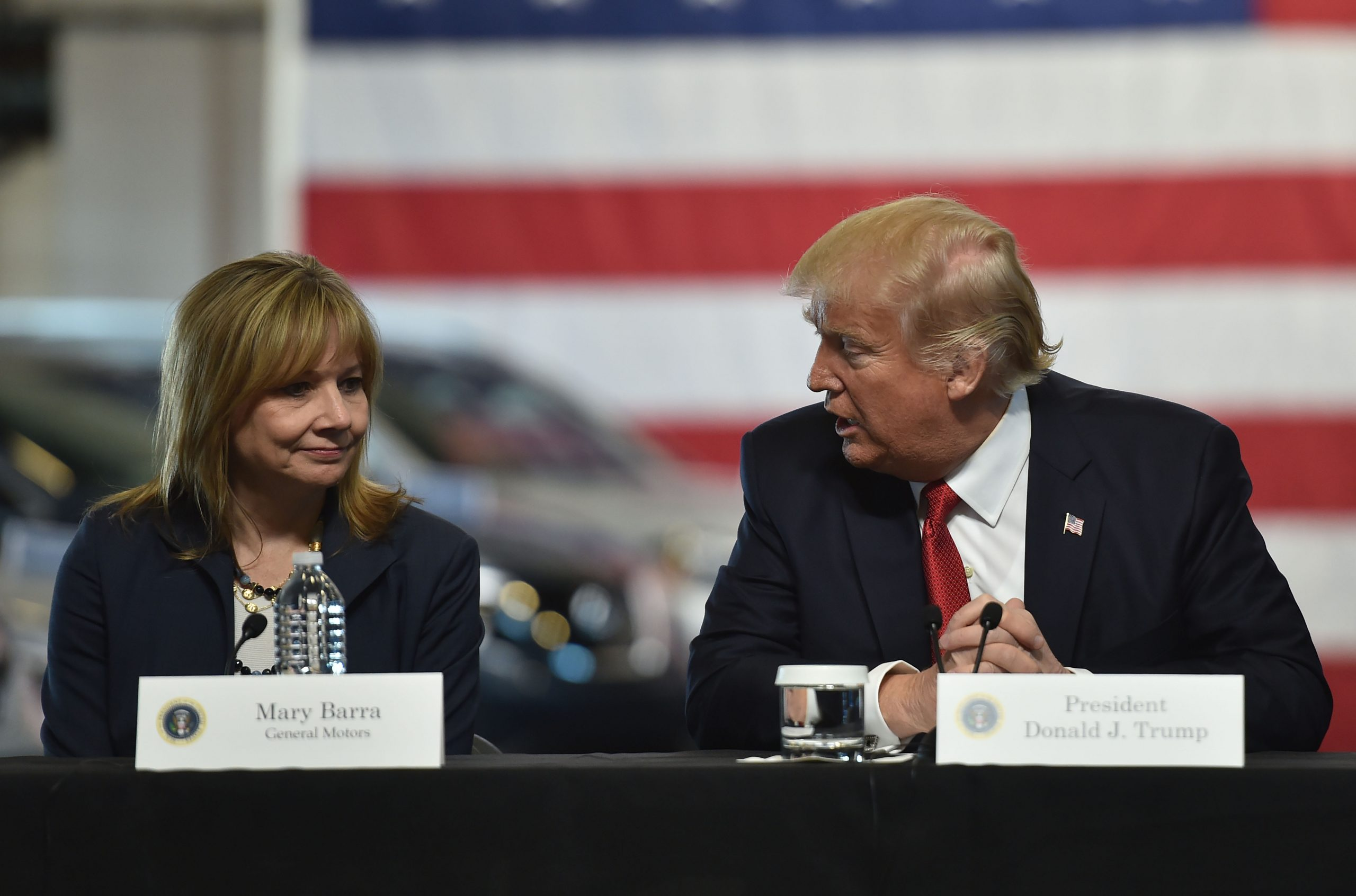 GM withdraws assist for Trump's emissions lawsuit towards California