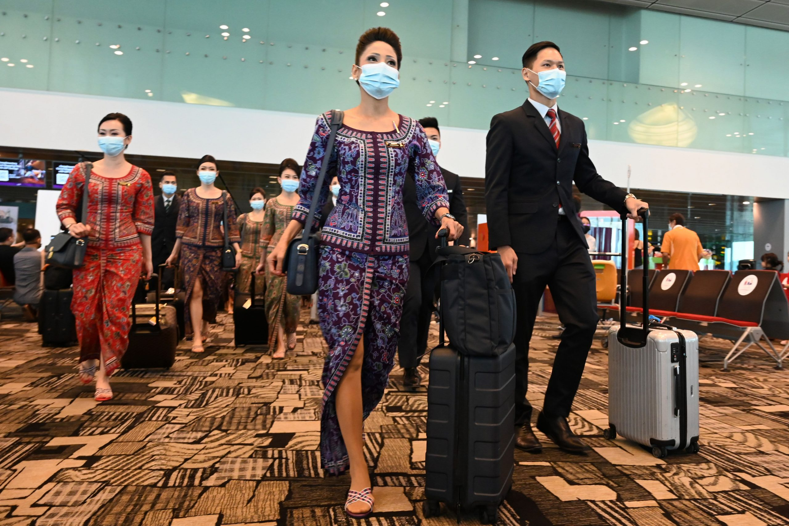 Hong Kong-Singapore journey bubble sparks plans for extra throughout Asia