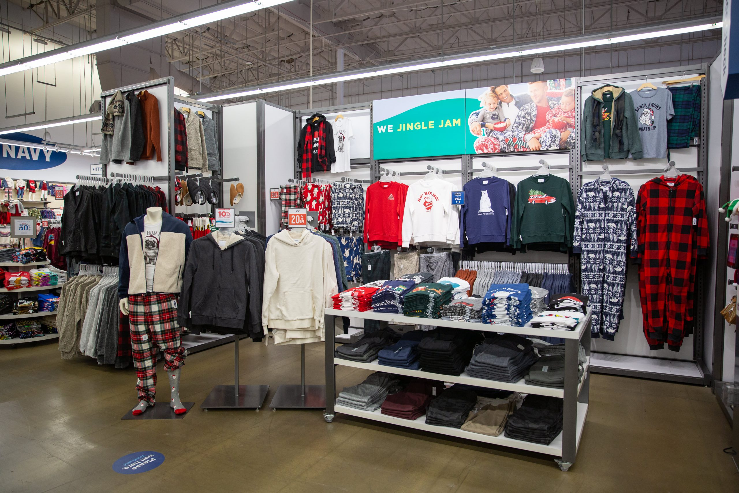 The athleisure market heats up as customers need consolation