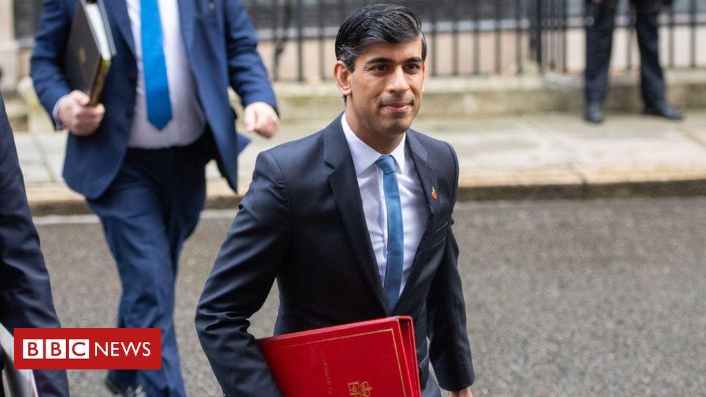 Coronavirus: £3bn for NHS however Sunak warns of 'financial shock' to return