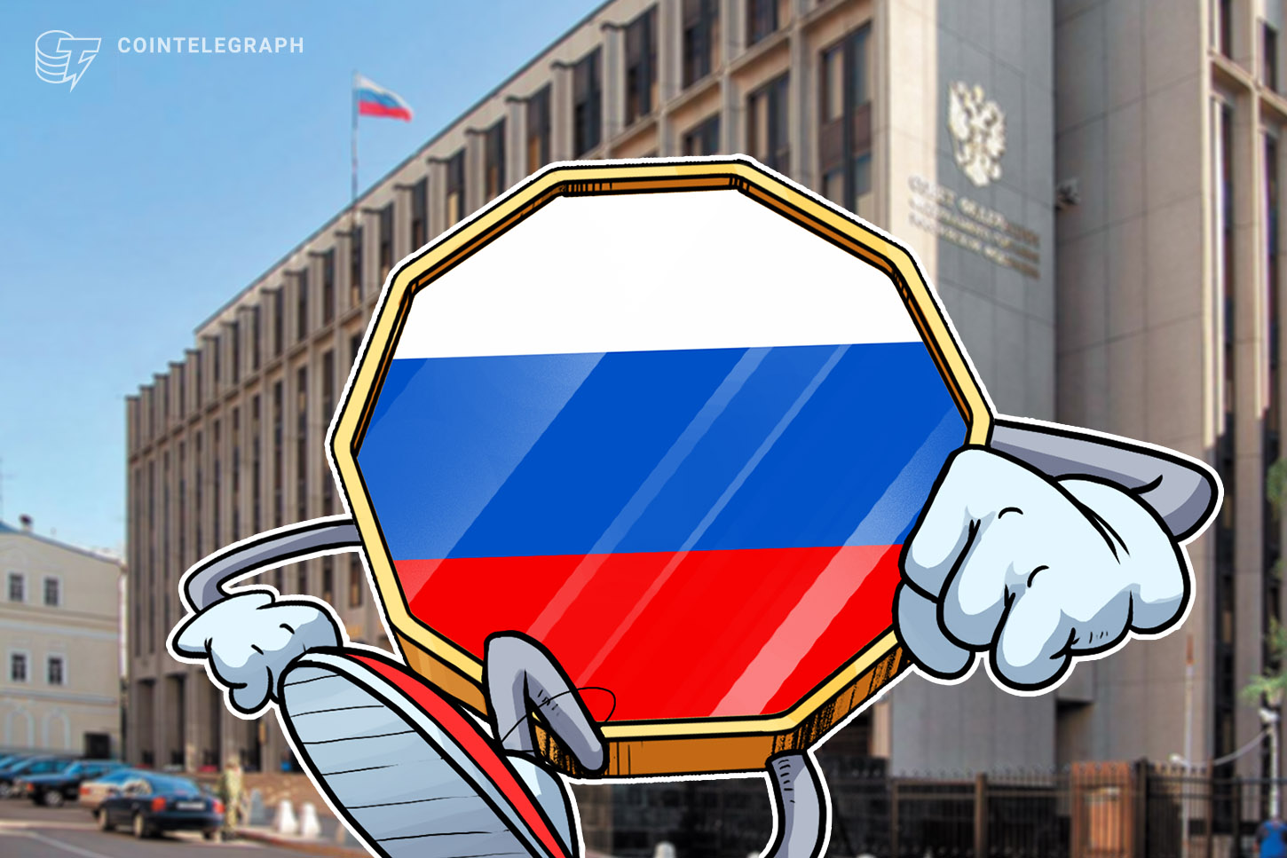 Russian prime minister proposes authorized steps to deliver order to crypto market