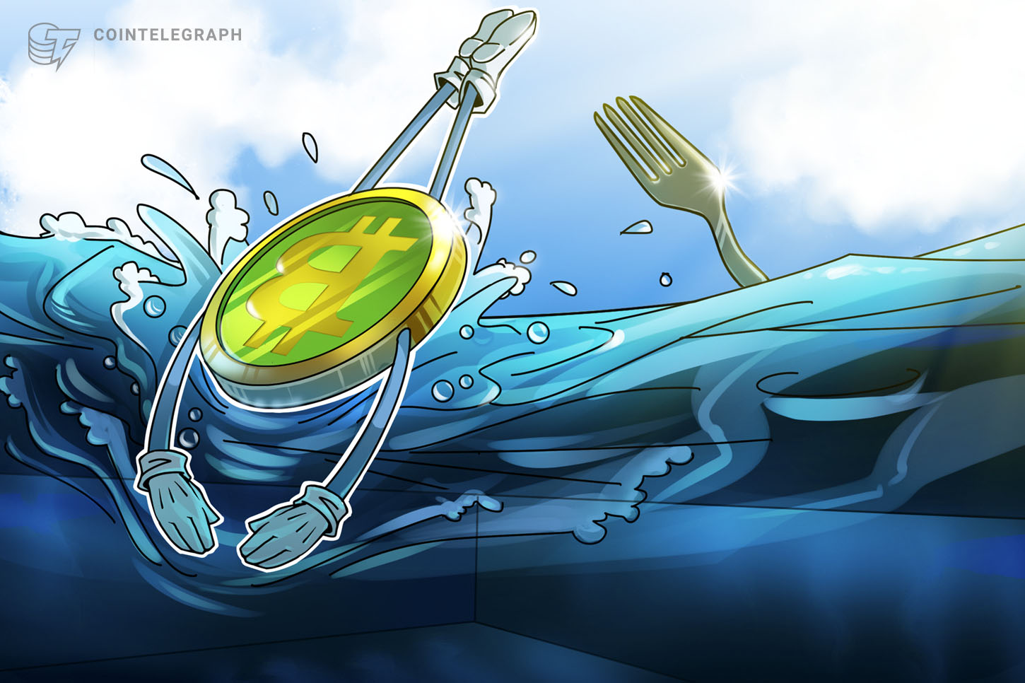 Bitcoin Money hits report lows vs. Bitcoin days earlier than laborious fork