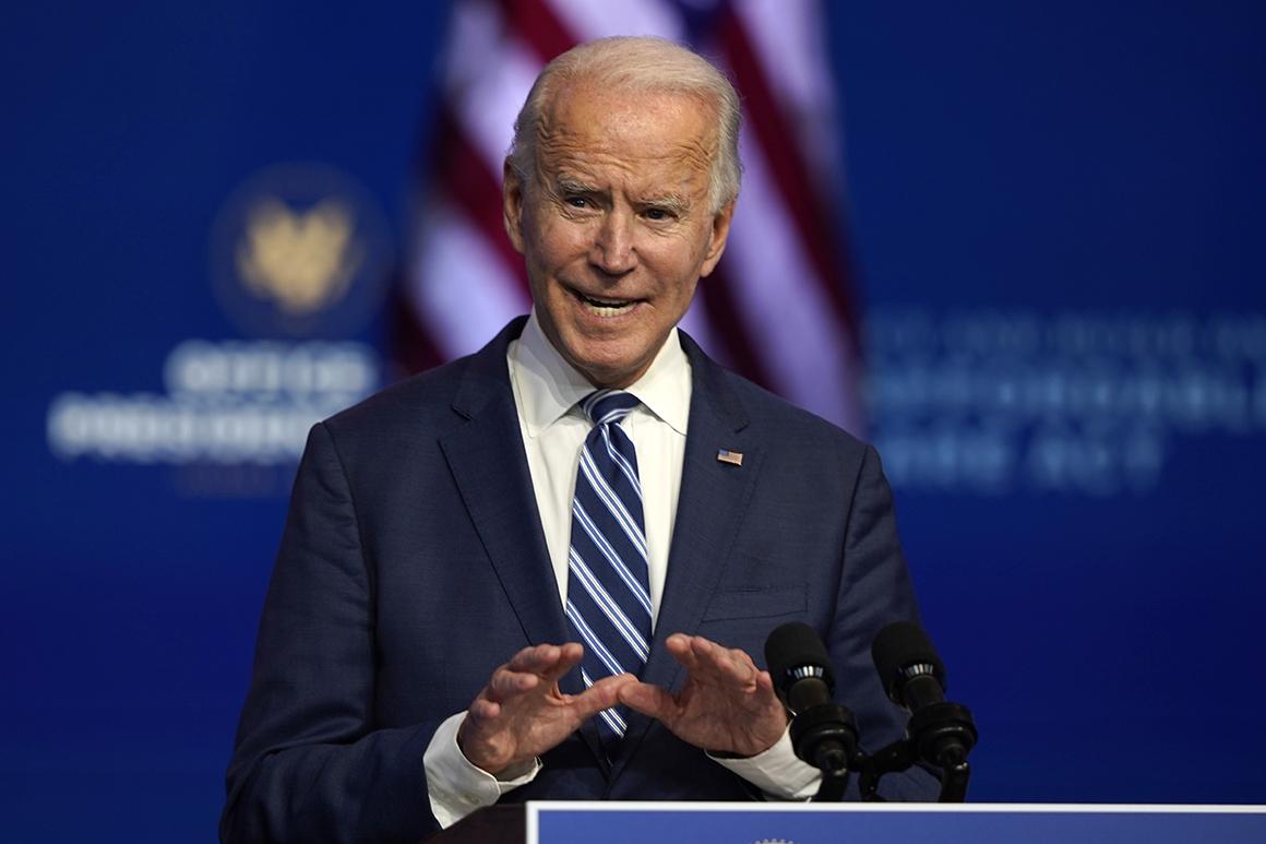 The hangover awaiting Biden: Deep wounds from Covid-19