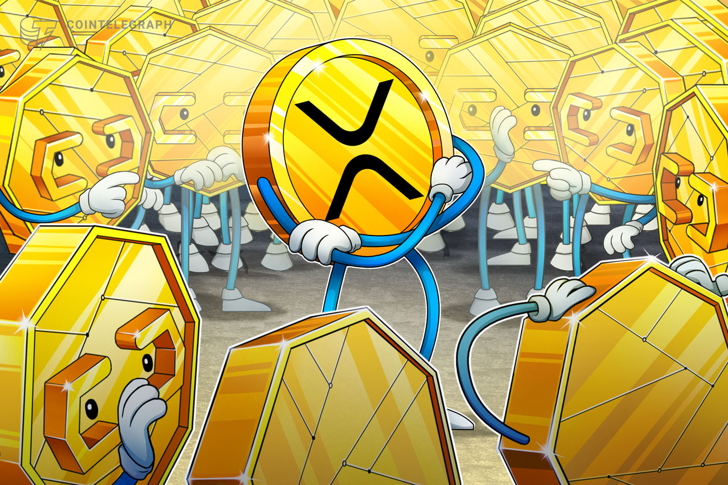 XRP worth now eyeing $1.00 after key assist stage holds, BTC worth soars