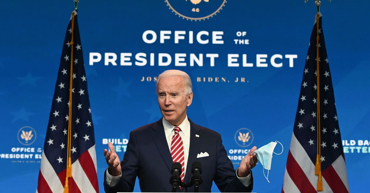 Biden transition: As a Trump official holds up funding, Biden is asking donors for assist as an alternative.