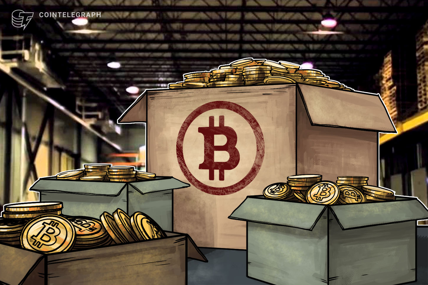 Wallets with lower than 1 BTC account for simply 5% of Bitcoin's market cap